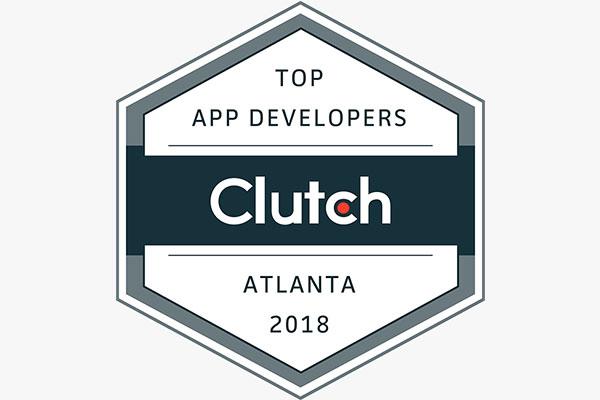 top app developers Atlanta 2018 by Clutch
