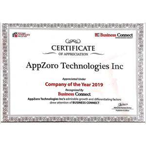 Company of the year by business connect