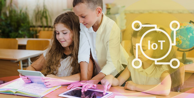 IoT Applications in Education - AppZoro