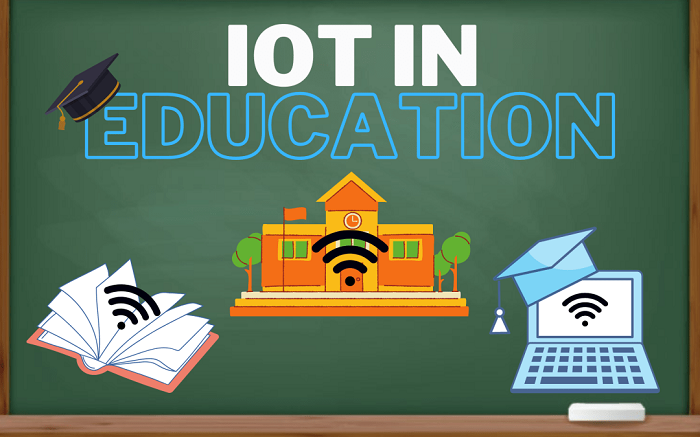 Iot in Education system