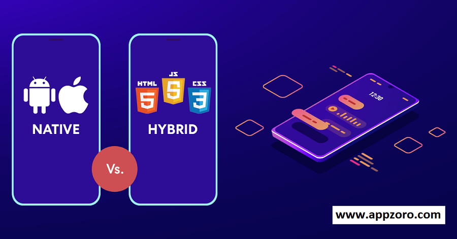 Native and Hybrid Apps Testing