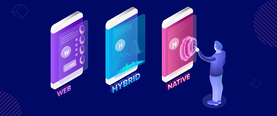 Native vs. Web vs. Hybrid Mobile Apps