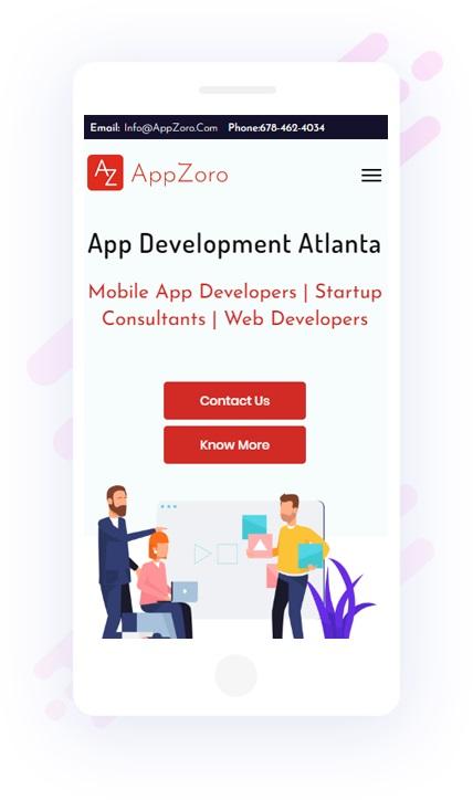 app development company - AppZoro Technologies Inc.