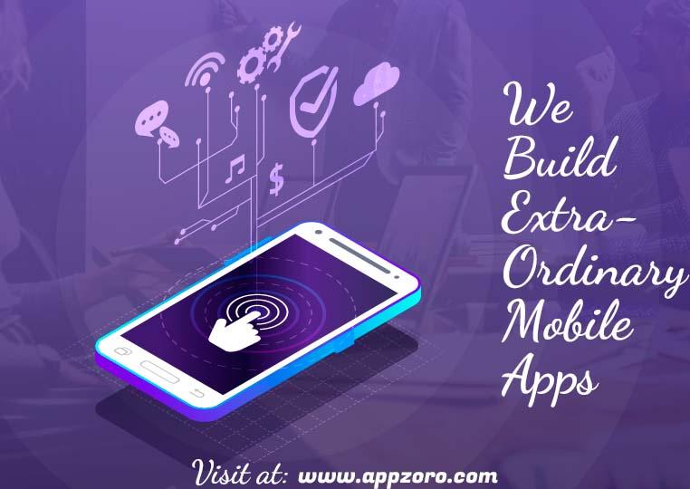 mobile app development company - appzoro technologies