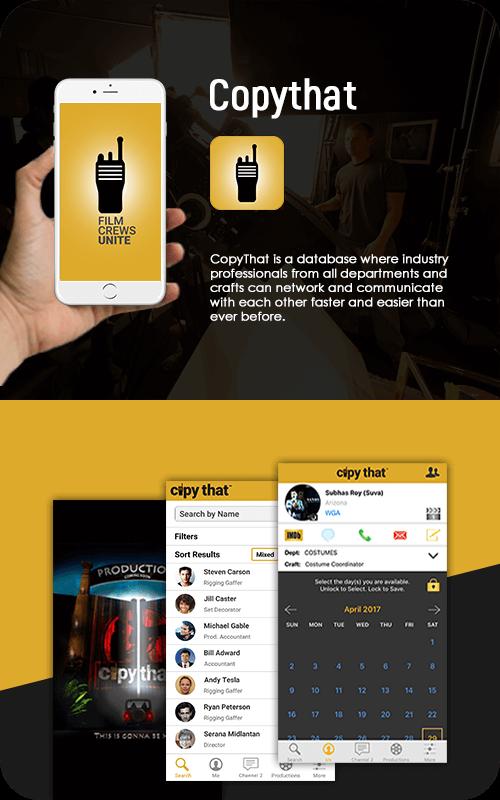 CopyThat Mobile App